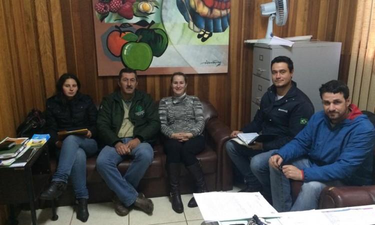 Entidades se reúnem para avaliar o ciclo de reuniões do Diagnóstico Rural Participativo