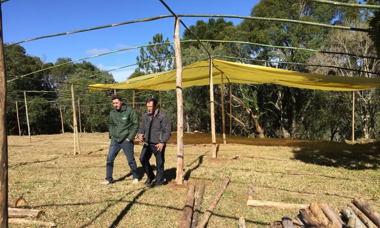 Invernadados Borges sedia a Festa do Agricultor