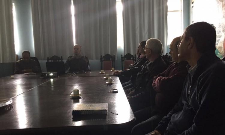STR de Vacaria e Muitos Capões participa de grupo de Watsapp policial