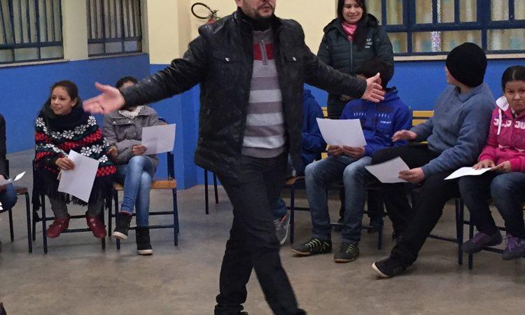 Jovens Rurais realizam Intercambio na Serra