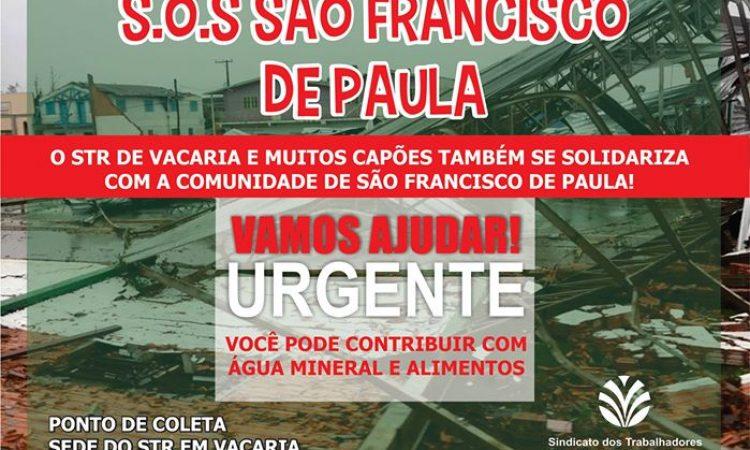 SOS São Francisco de Paula