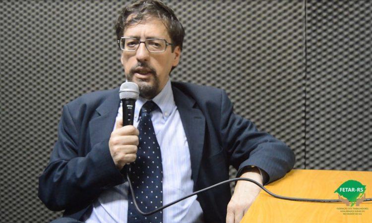 Desembargador Luís Alberto Vargas e a Reforma Trabalhista