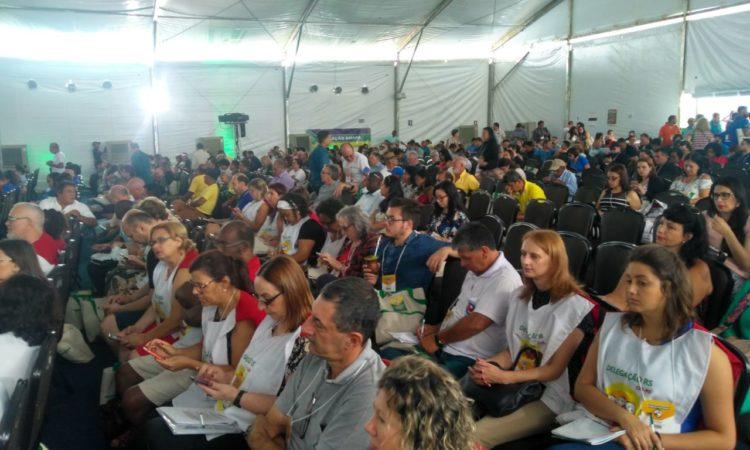 Presidente do STR de Vacaria e Muitos Capões participa da 1ª Conferência Nacional de Vigilância em Saúde em Brasília
