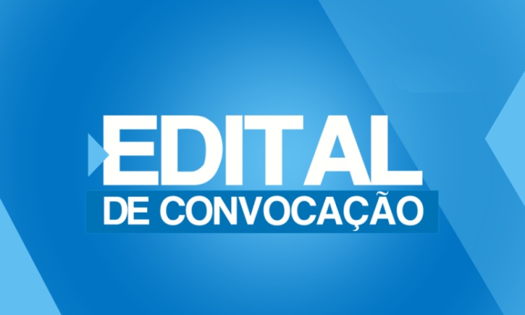 Edital de Convocação para Escolha da Comissão Eleitoral