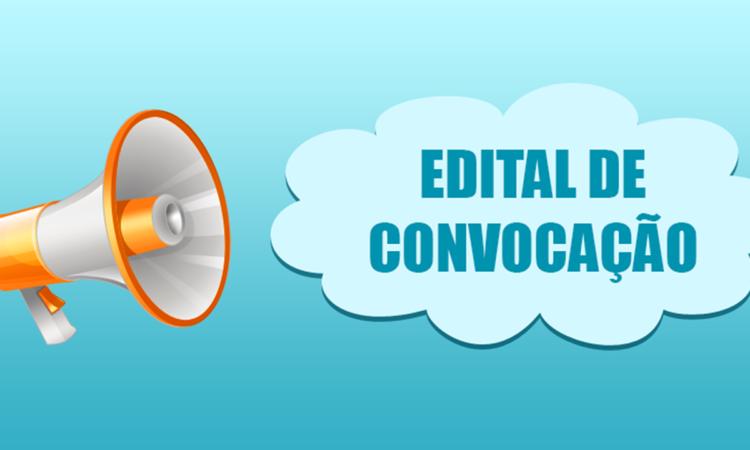 Edital de Convocação Balanço e Prestação de Contas exercício 2017