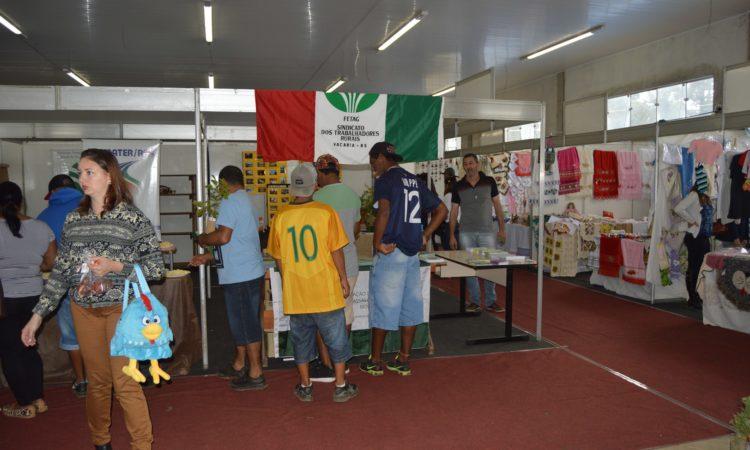 STR participa da 11º Festa Nacional do Pinhão de Muitos Capões