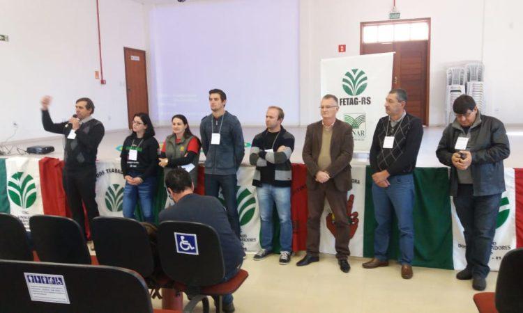 Evento sobre Sucessão Rural acontece em Igrejinha e tem a participação de integrantes do Sindicato de Vacaria