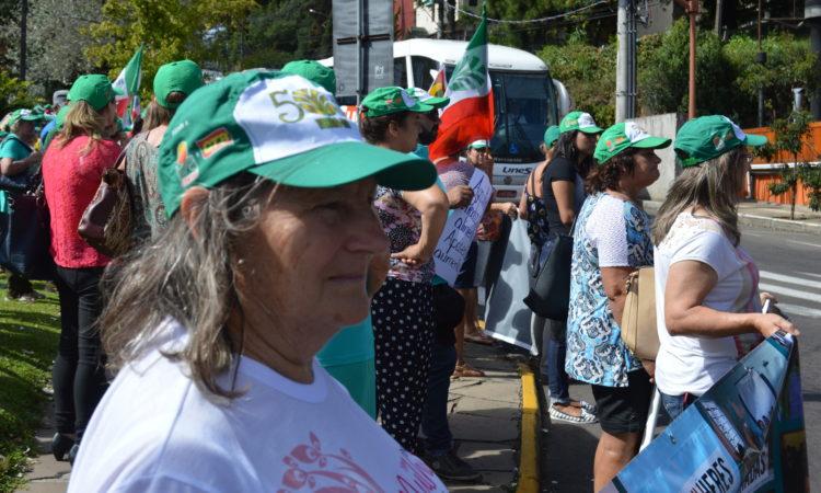 STR sedia  Encontro de Mulheres Agricultoras e Assalariadas Rurais