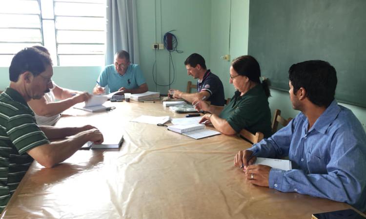 Diretoria e Conselho fiscal prepararam as próximas ações do sindicato