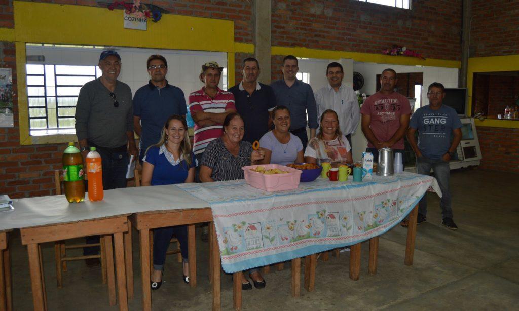 Festa do Agricultor e Encontro da Família Rural se realizará no dia 21 de Julho na Capela Santa Luzia