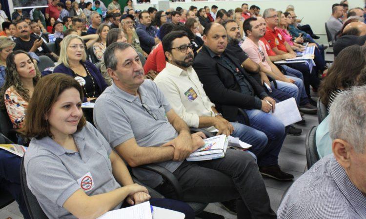 STR DE VACARIA E MUITOS CAPÕES PRESENTE EM AUDIÊNCIA PÚBLICA EM DEFESA DA PREVIDÊNCIA SOCIAL