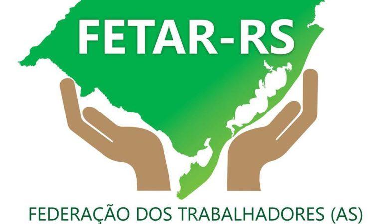 FETAR-RS REPUDIA O FIM DA POLÍTICA DE VALORIZAÇÃO DO SALÁRIO MÍNIMO NACIONAL