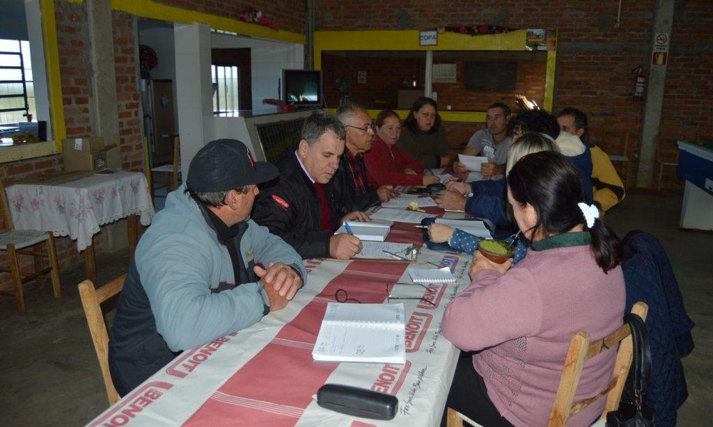 Capela de Santa Luzia se organiza para sediar a Festa do Agricultor