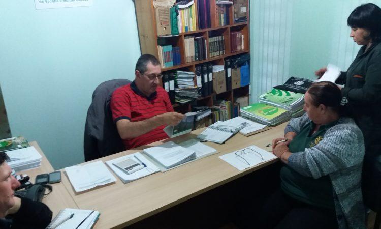 Reunião de Diretoria do STR de Vacaria e Muitos Capões