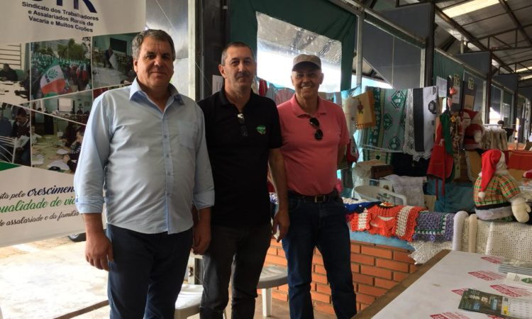 Programa Vida Rural 14 12 2019 Especial Feira de Pequenas Frutas Artesanato e Mel
