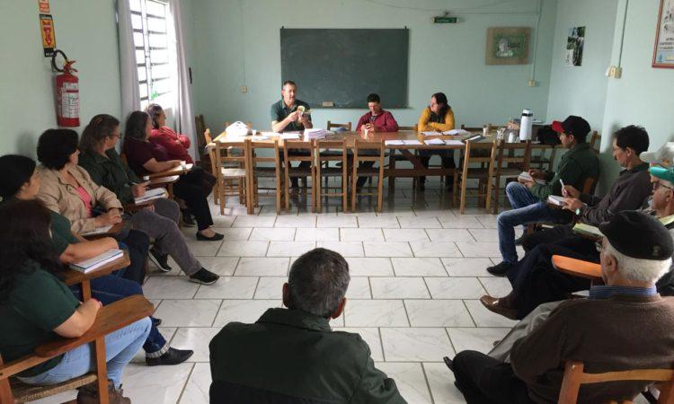 STR de Vacaria e Muitos Capões realiza último encontro com lideranças de 2019
