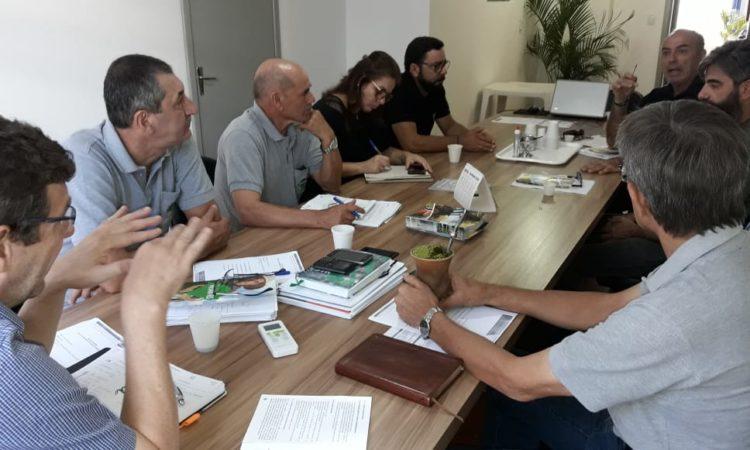 GRUPO DE SEGURANÇA E SAÚDE DO TRABALHADOR SE REÚNE EM PORTO ALEGRE