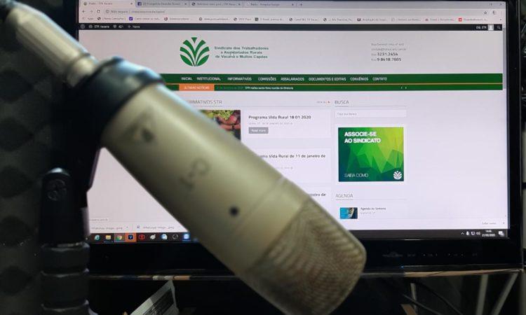 Programa de Rádio 25 de janeiro 2020