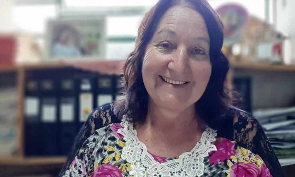 Professora Inêz, uma mulher vitoriosa