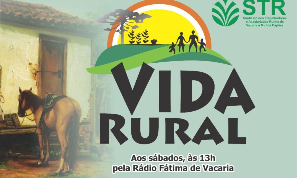 Programa Vida Rural 26 09 2020