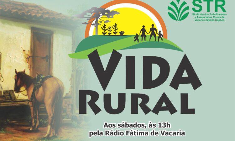 Programa Vida Rural  12 09 2020