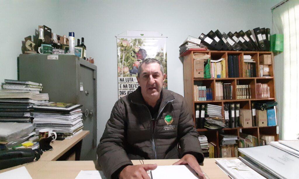 Comunicado Importante da CTB RS e Fetar RS, Sérgio Poletto