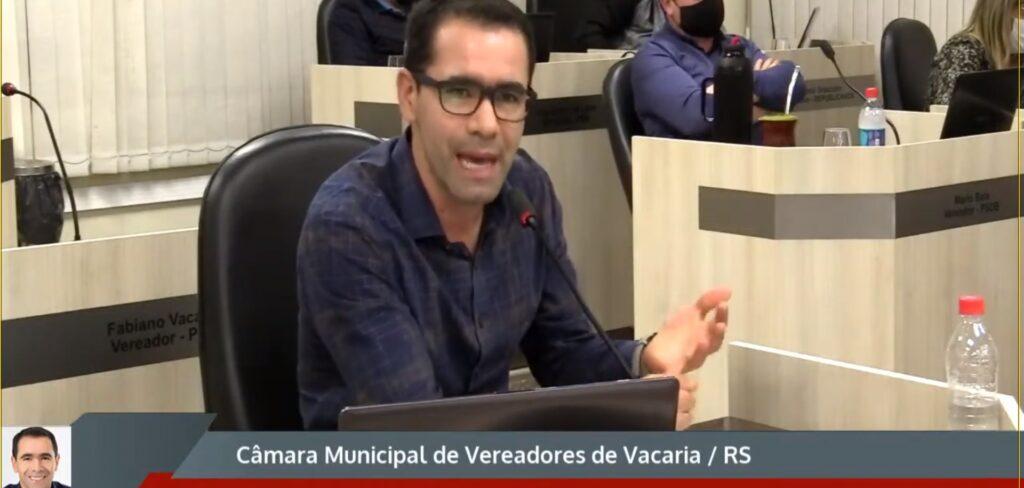 STR de Vacaria e Muitos Capões será homenageado pela Câmara de Vereadores pela seus 60 anos